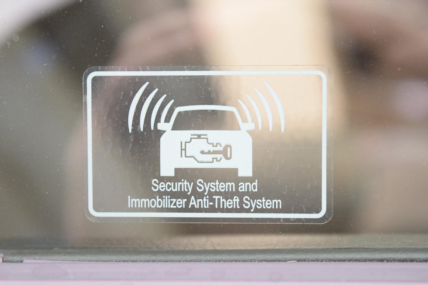 Anti Theft Immobiliser Jpg