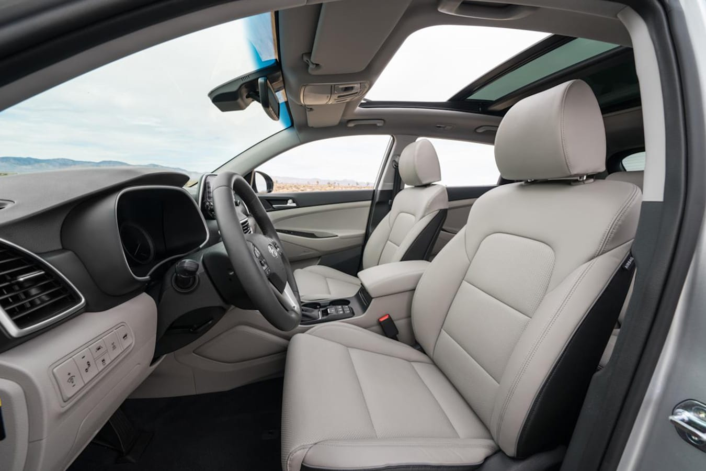 Hyundai Tucson Interior Seats Jpg