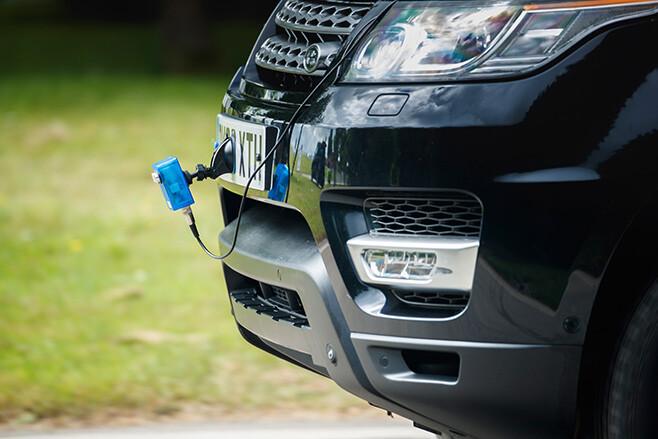 Jaguar Land Rover sensor