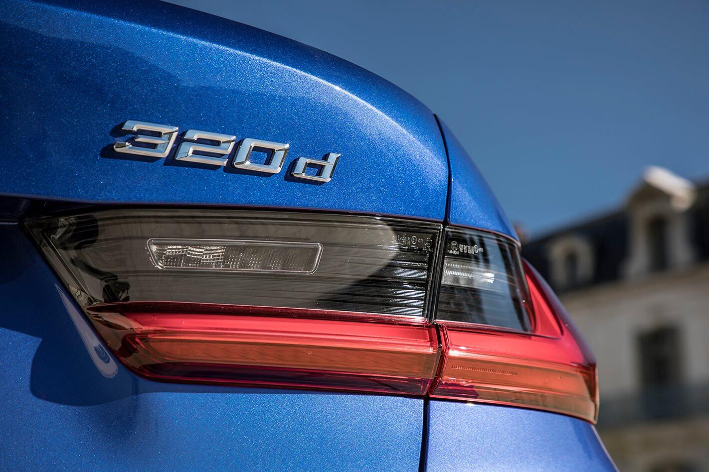 BMW 320d cut from Australian range
