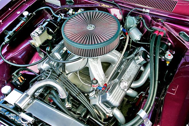 Chrysler big-block