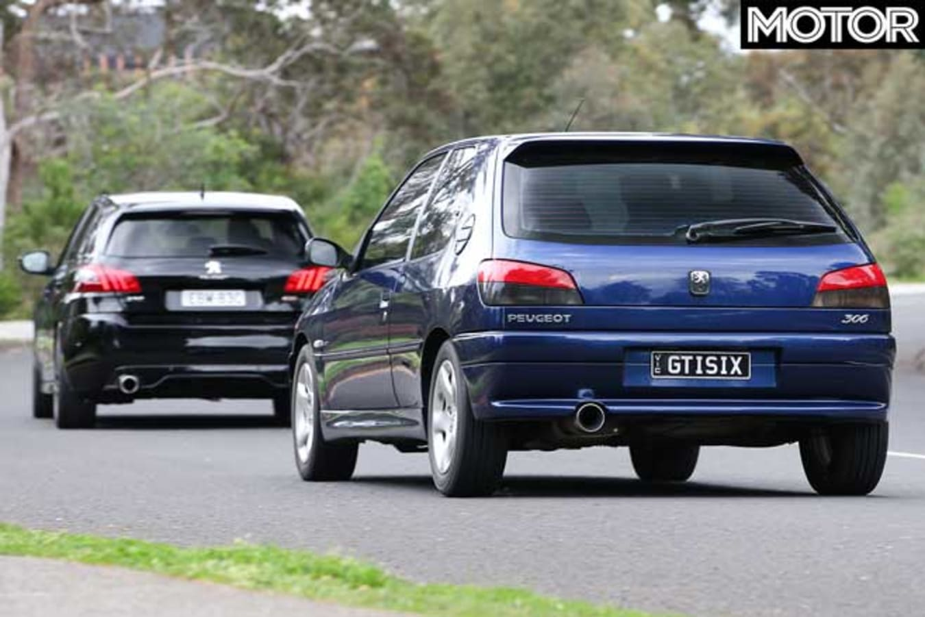 Peugeot 308 GTI And 306 G Ti Performance Comparison Jpg
