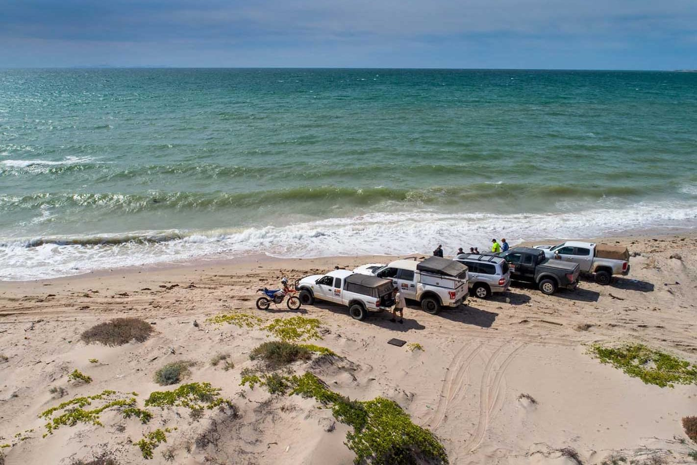 2020 Sonora Rally guided Adventure Raid
