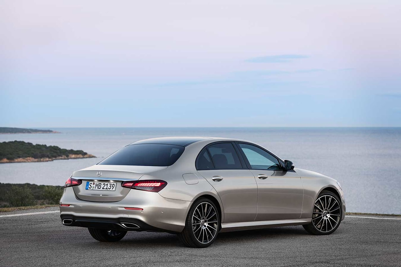 Mercedes-Benz E350 joins coupe, sedan and cabriolet ranges