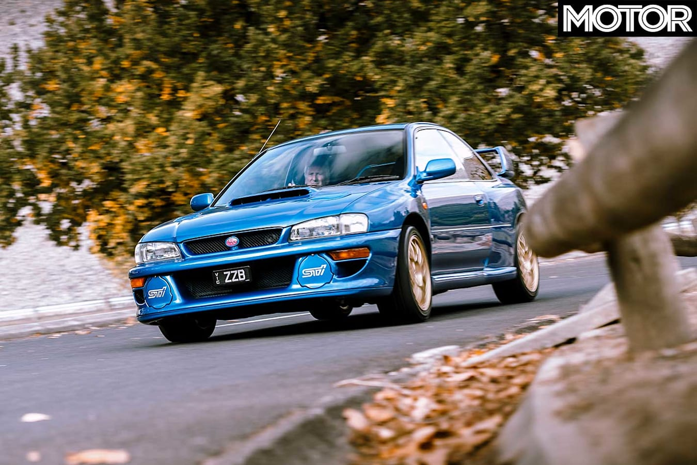 1998 Subaru Impreza WRX S Ti 22 B Front Jpg