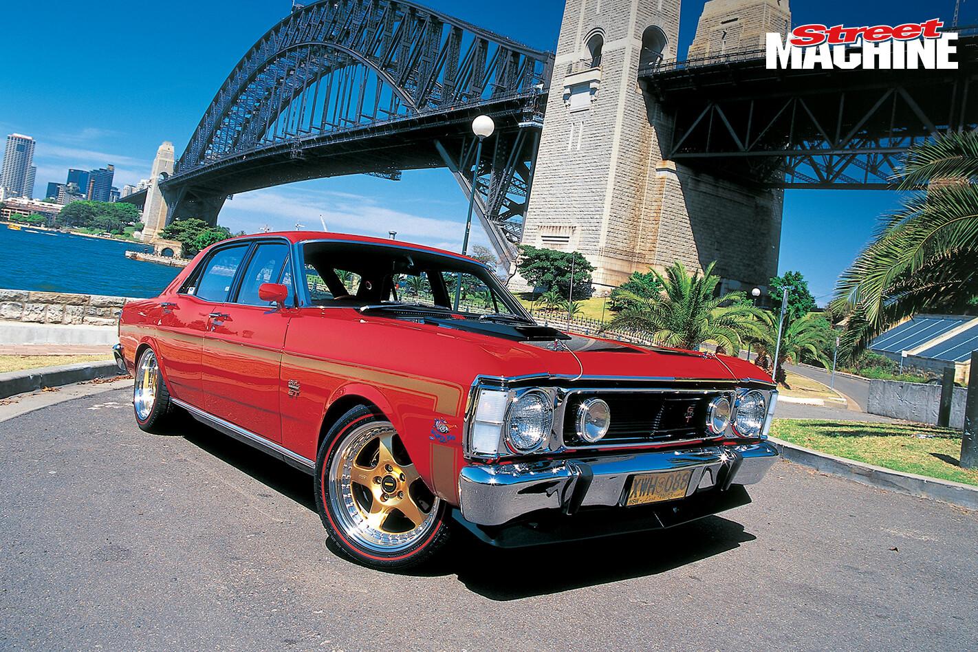 Ford XW Falcon Australia