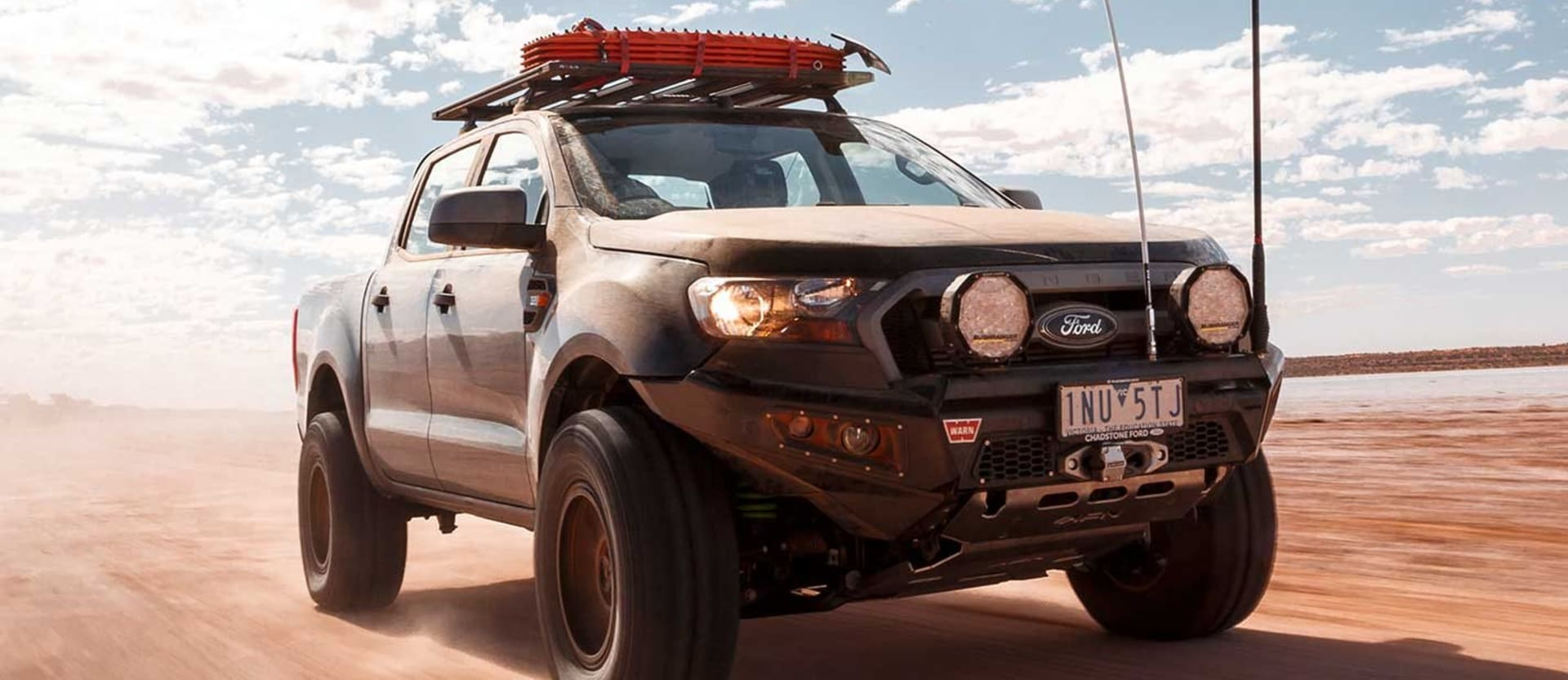 New car market introducing recognised 4x4 accessories