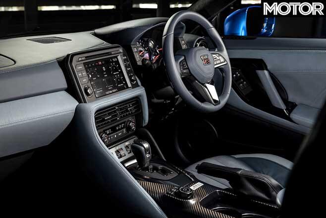 2020 Nissan GT R Interior Dashboard Jpg