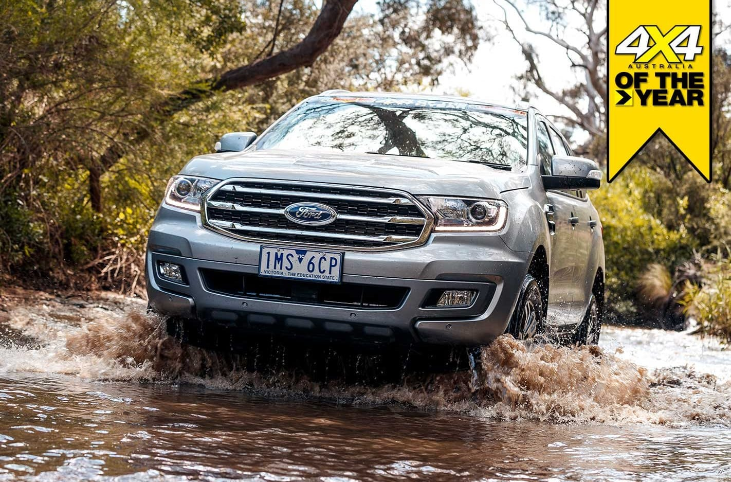 2019 4x4 of the Year Ford Everest Trend review