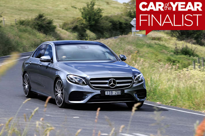 2017 Mercedes-Benz E-Class - Wheels Car of the Year
