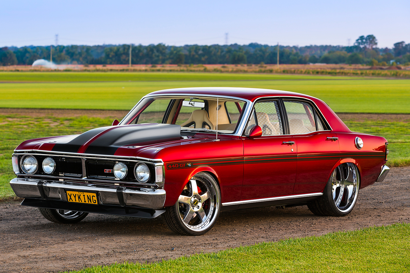 Ford Falcon XY XYKING