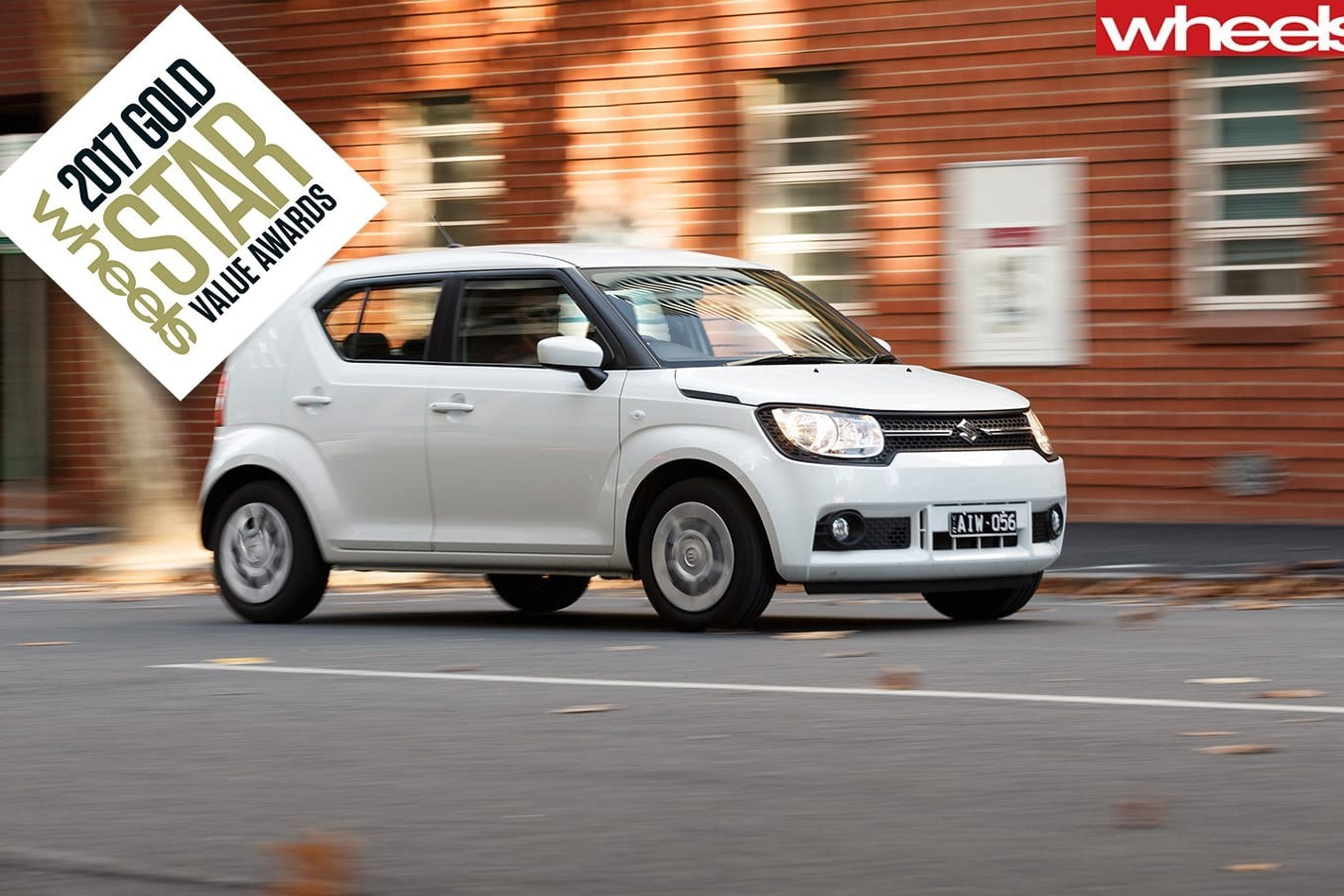 Small SUV Australias best value cars 2017
