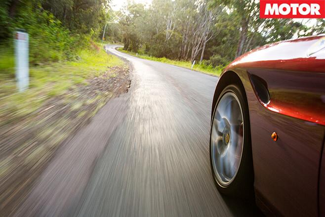Ferrari -california -t -driving -road -10