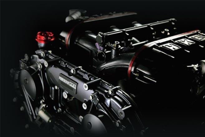 HKS-built Nissan VR engine