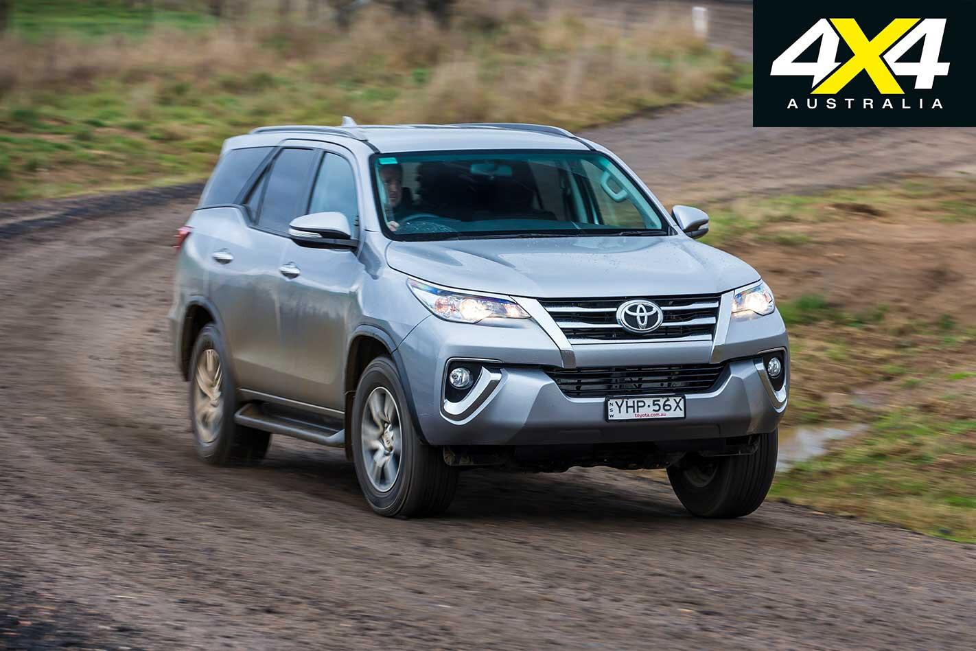 2018 Toyota Fortuner Front Handling Jpg