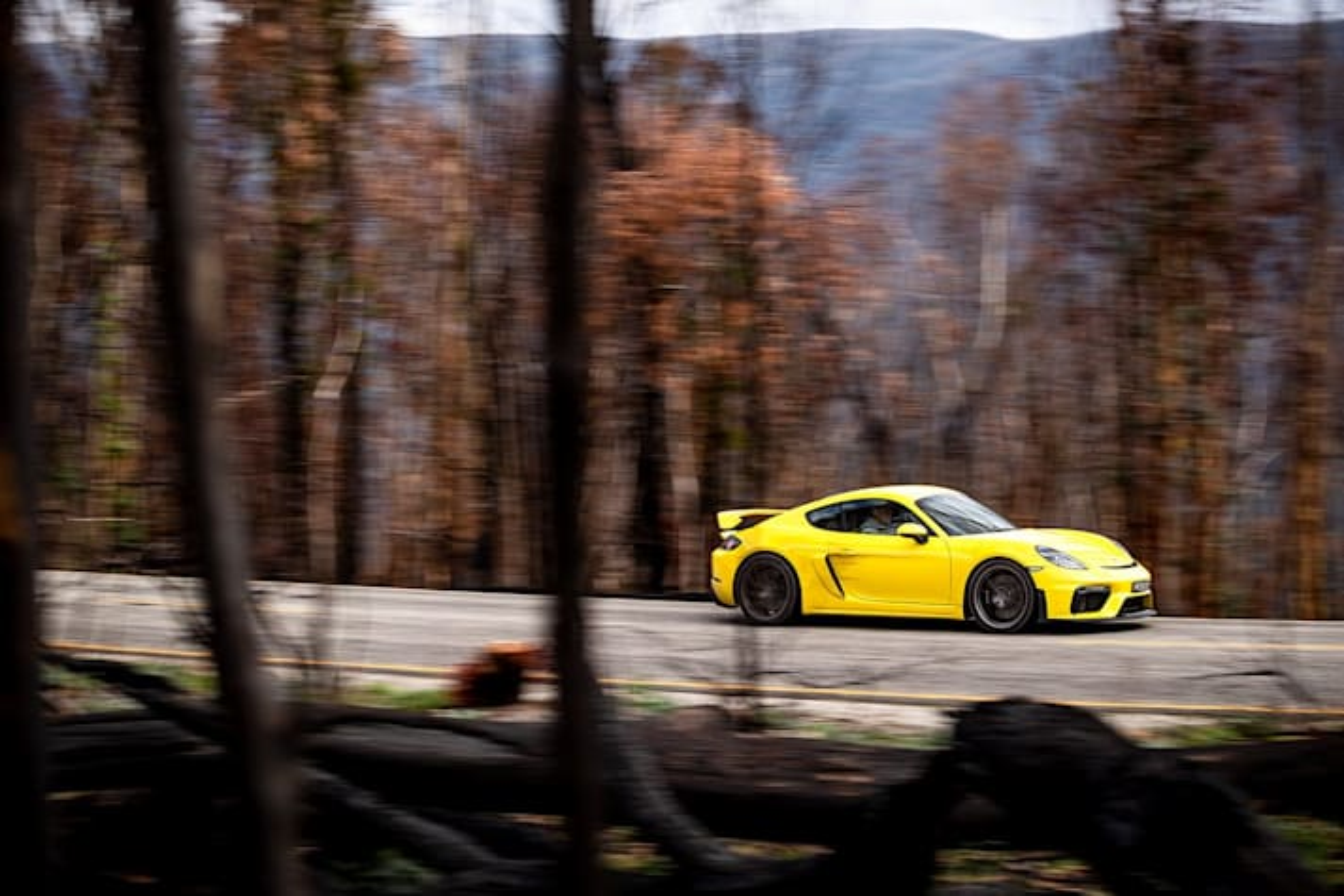 Porsche Cayman GT 4 Main Jpg