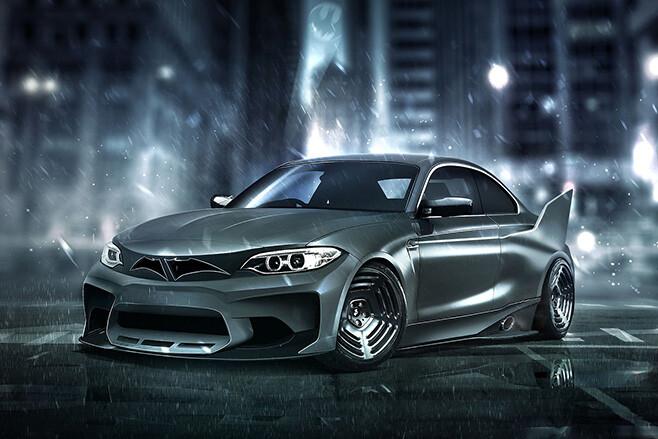 BMW M2 Batman