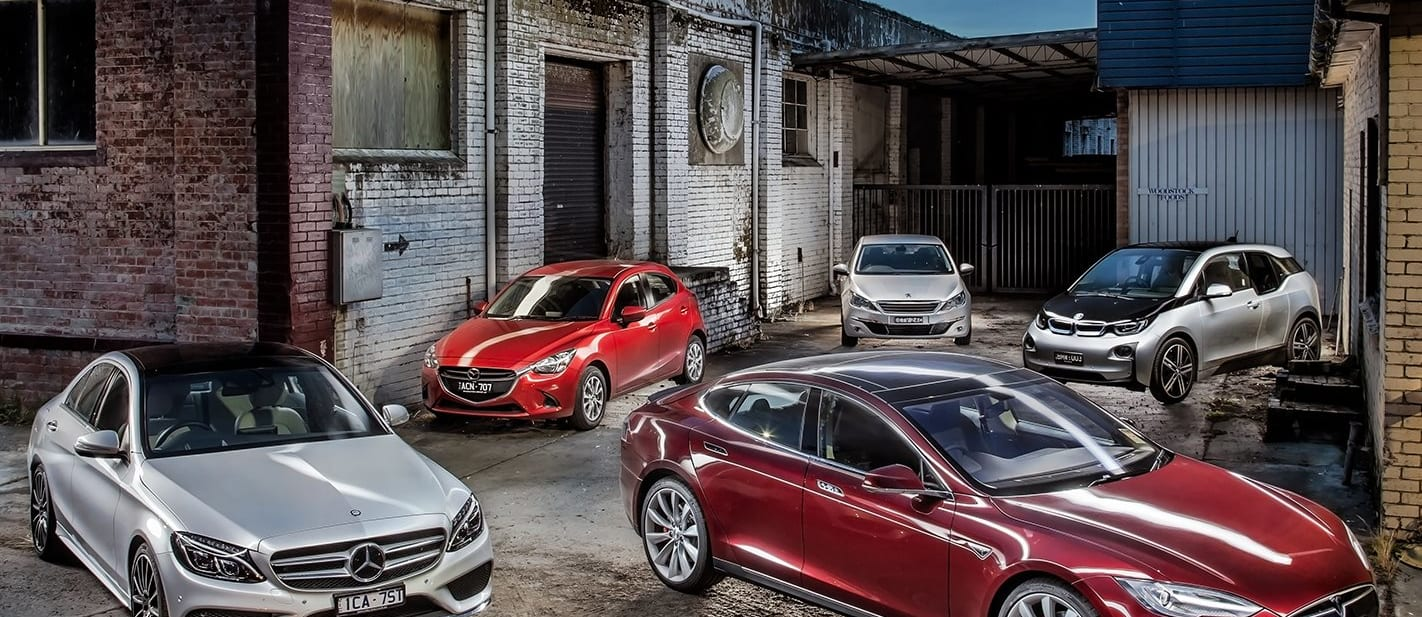 Car of the Year 2014 Top 5