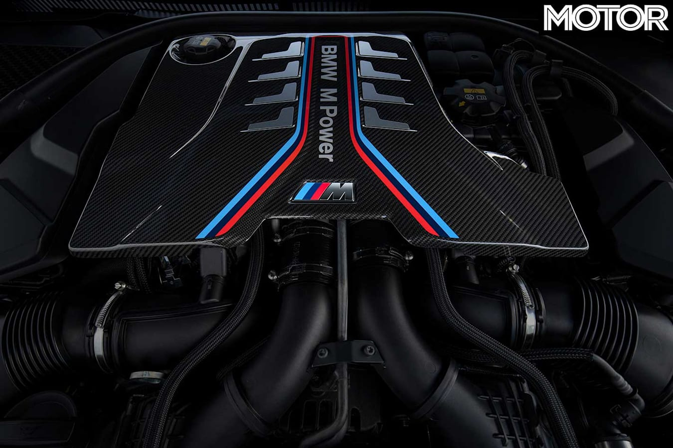 2020 BMW M 8 Coupe And Convertible Engine Jpg