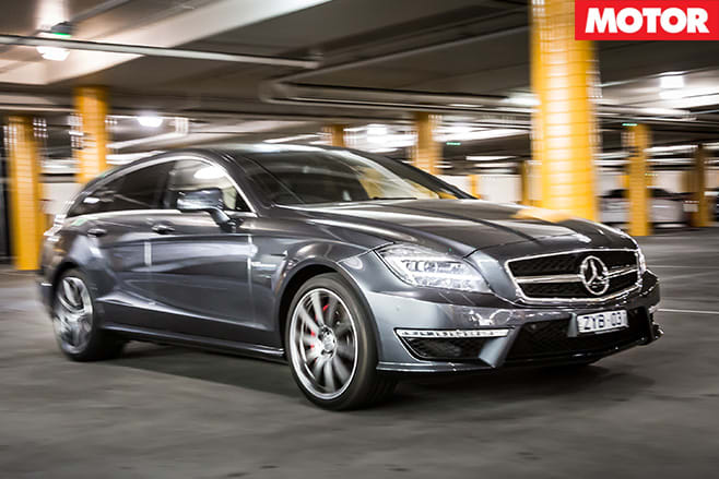 Mercedes-benz cls63 s amg