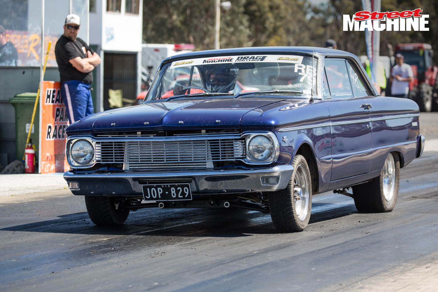 Ford XP Falcon Coupe Twin Turbo 1