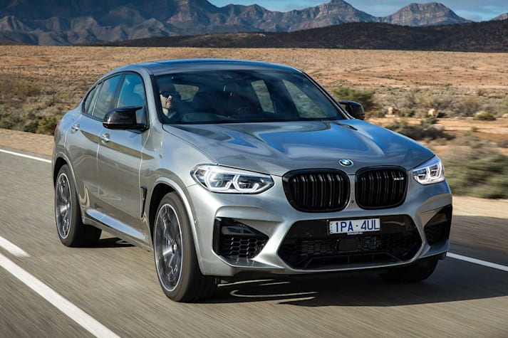 2019 BMW X4 M Competition performance review