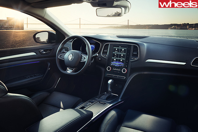 Renault -Megane -interior
