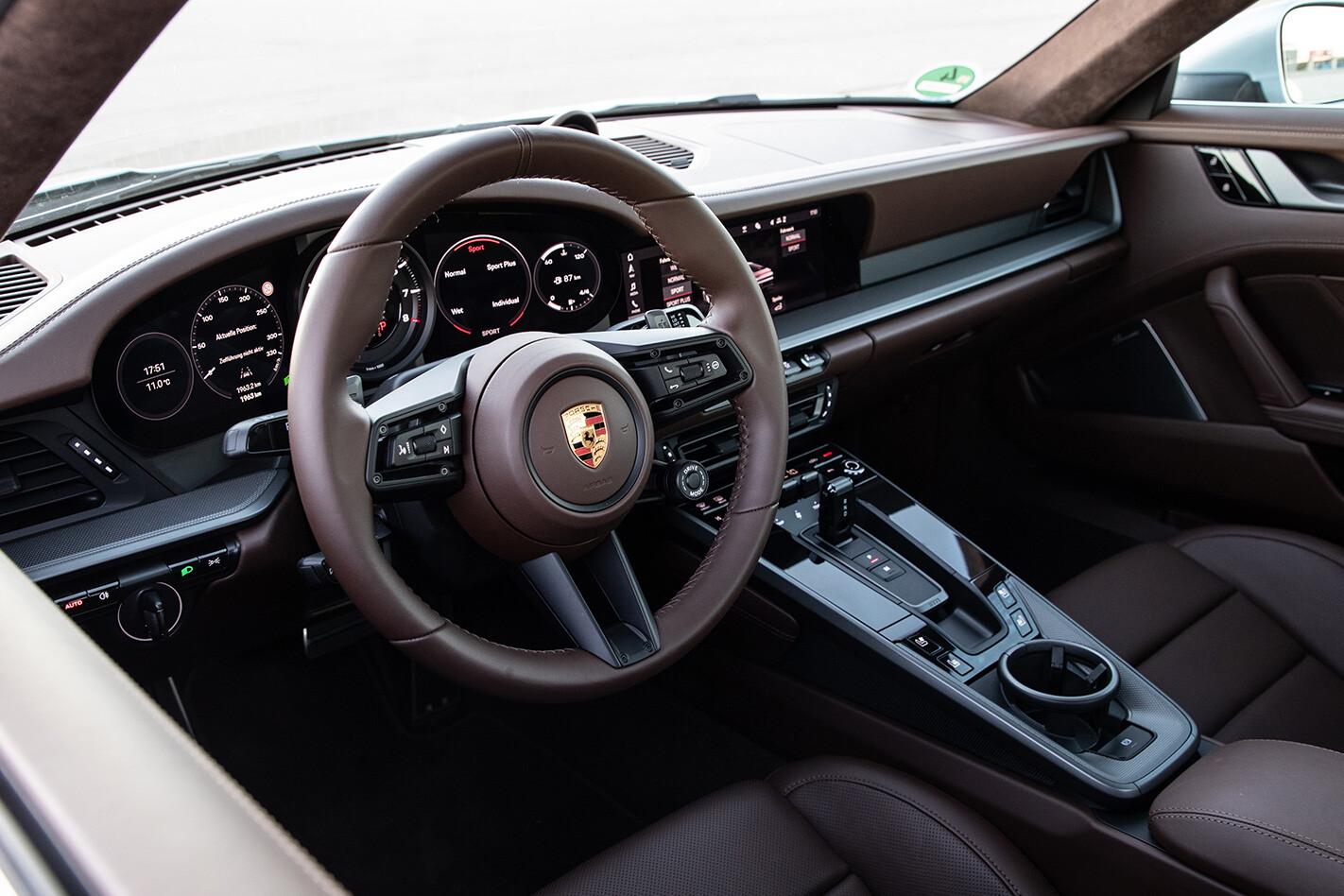Porsche 911 Carrera S Interior Jpg