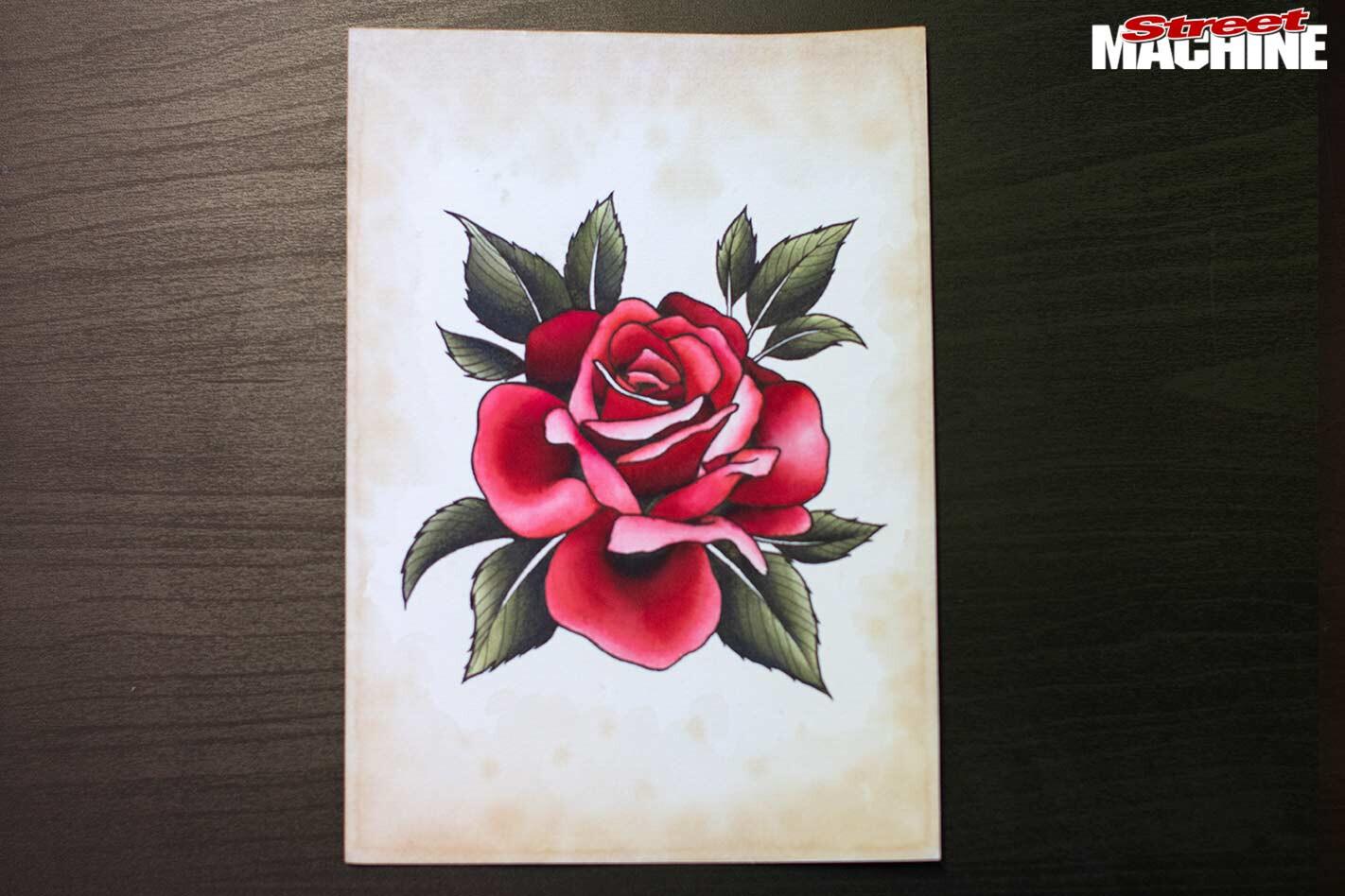 Drea Darling tattooist