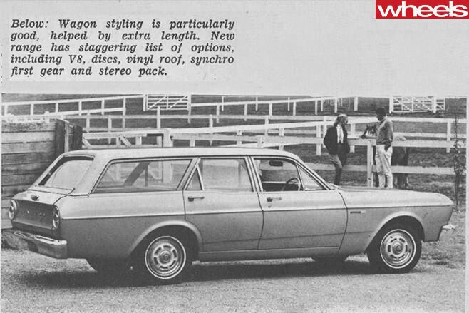 Ford -Falcon -XR-wagon