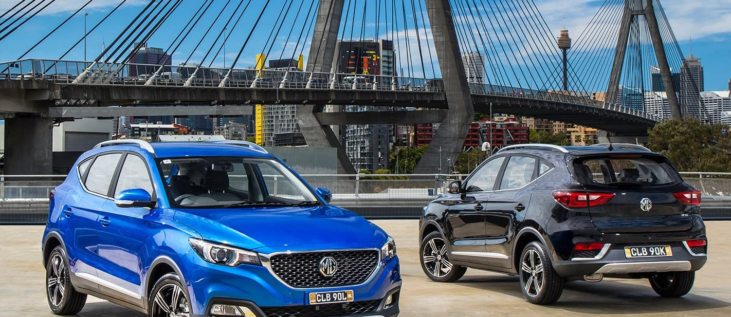 2018 MG ZS pricing and features