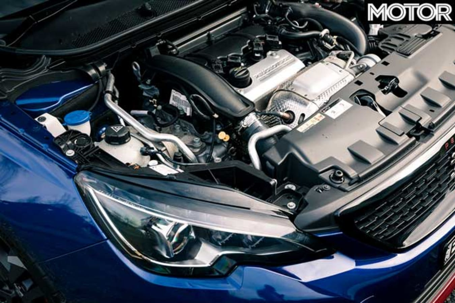 Peugeot 308 G Ti Long Term Review Update 4 Engine Jpg