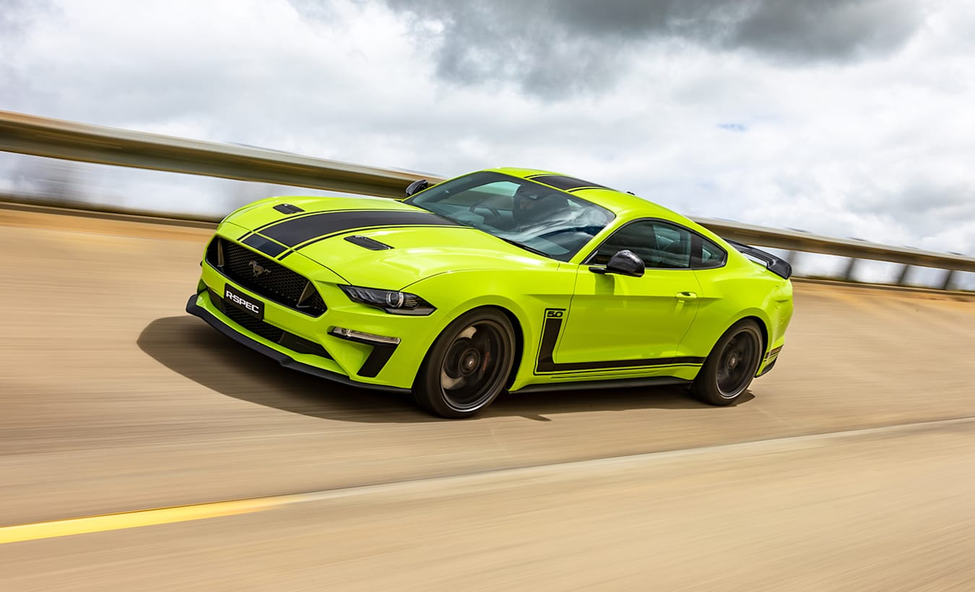Next-gen Ford Mustang