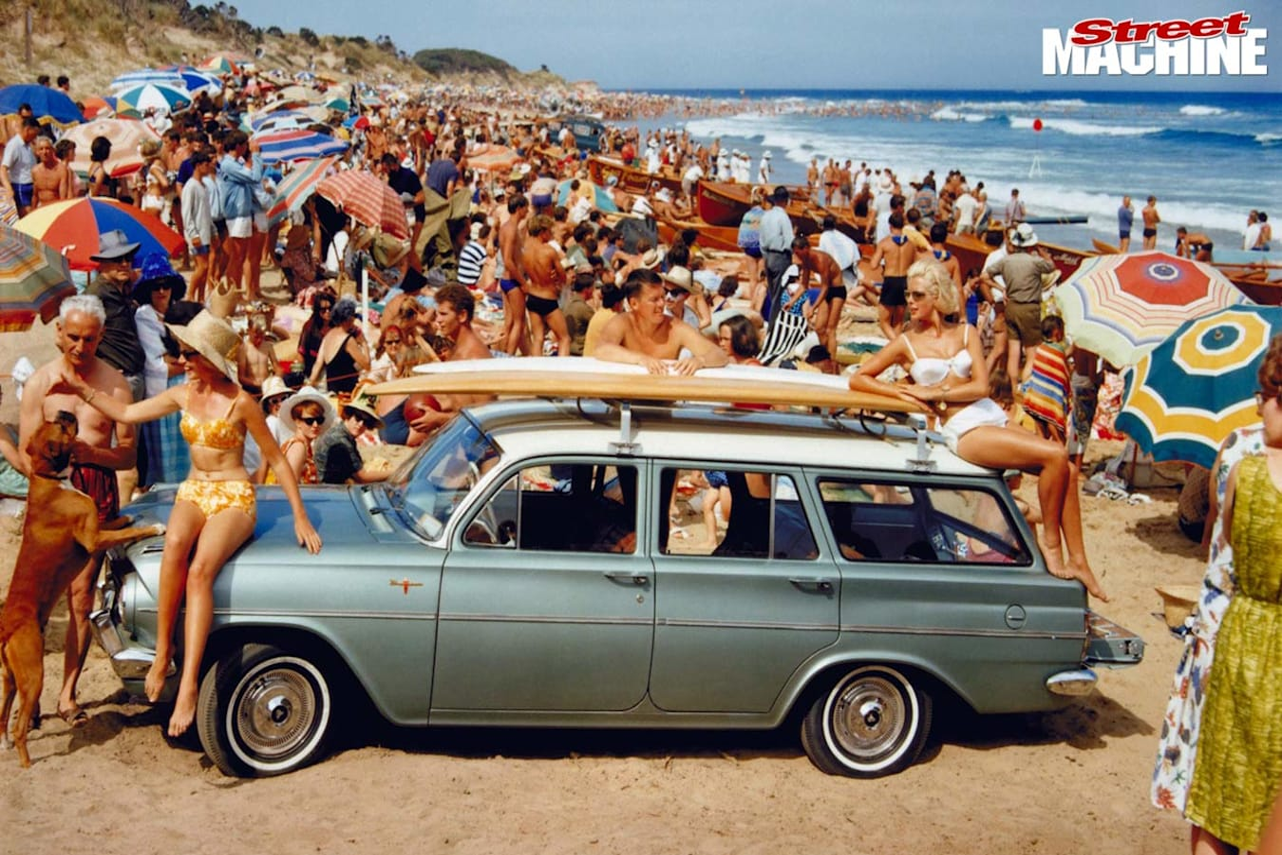 Holden EH wagon
