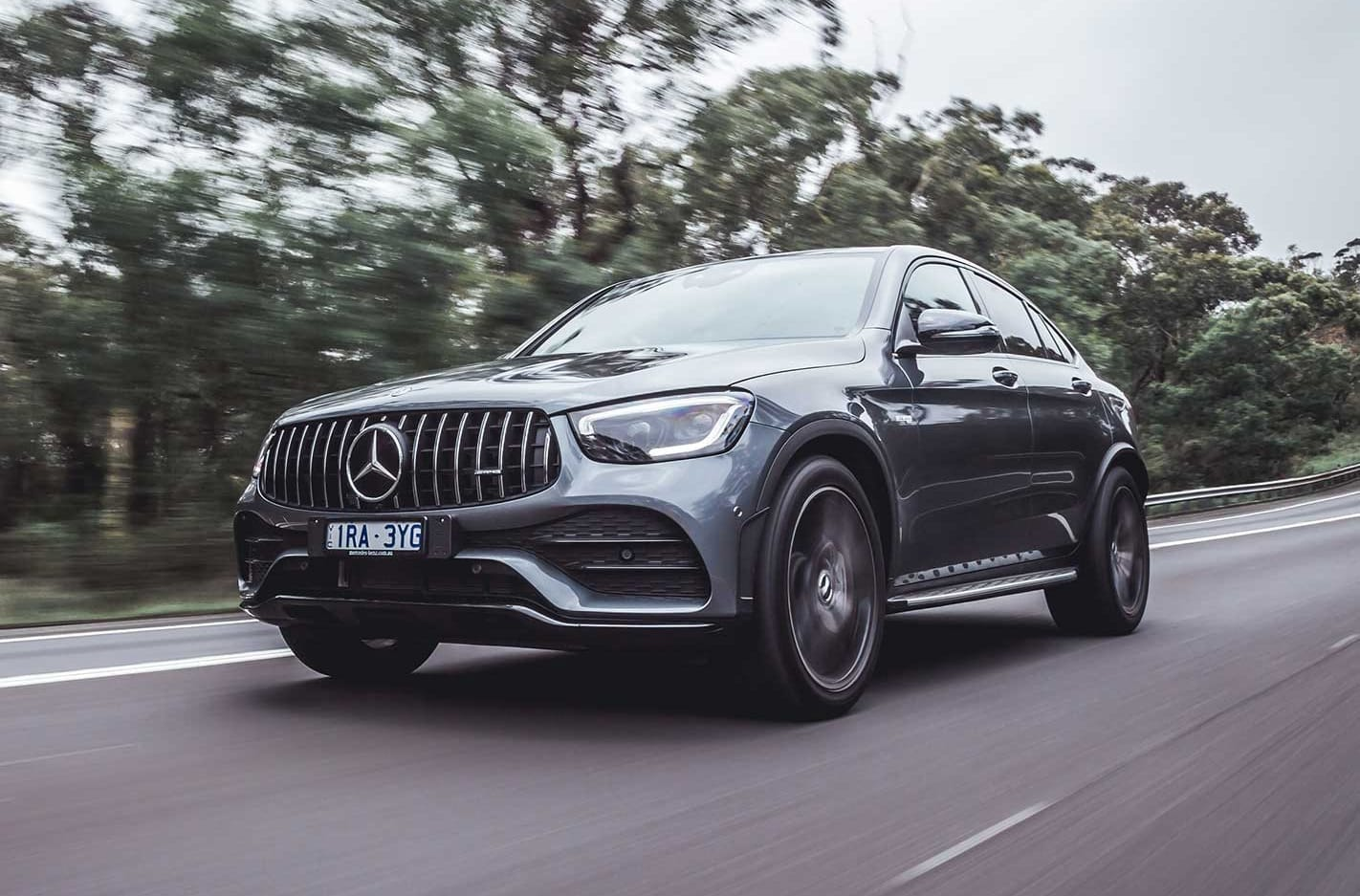 Mercedes AMG GLC 43 Coupe Review Jpg