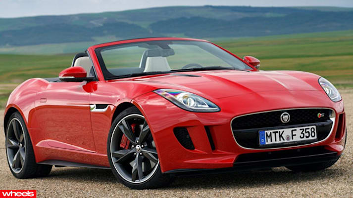 Review: Jaguar, F-Type, Wheels magazine, new, interior, price, pictures, video