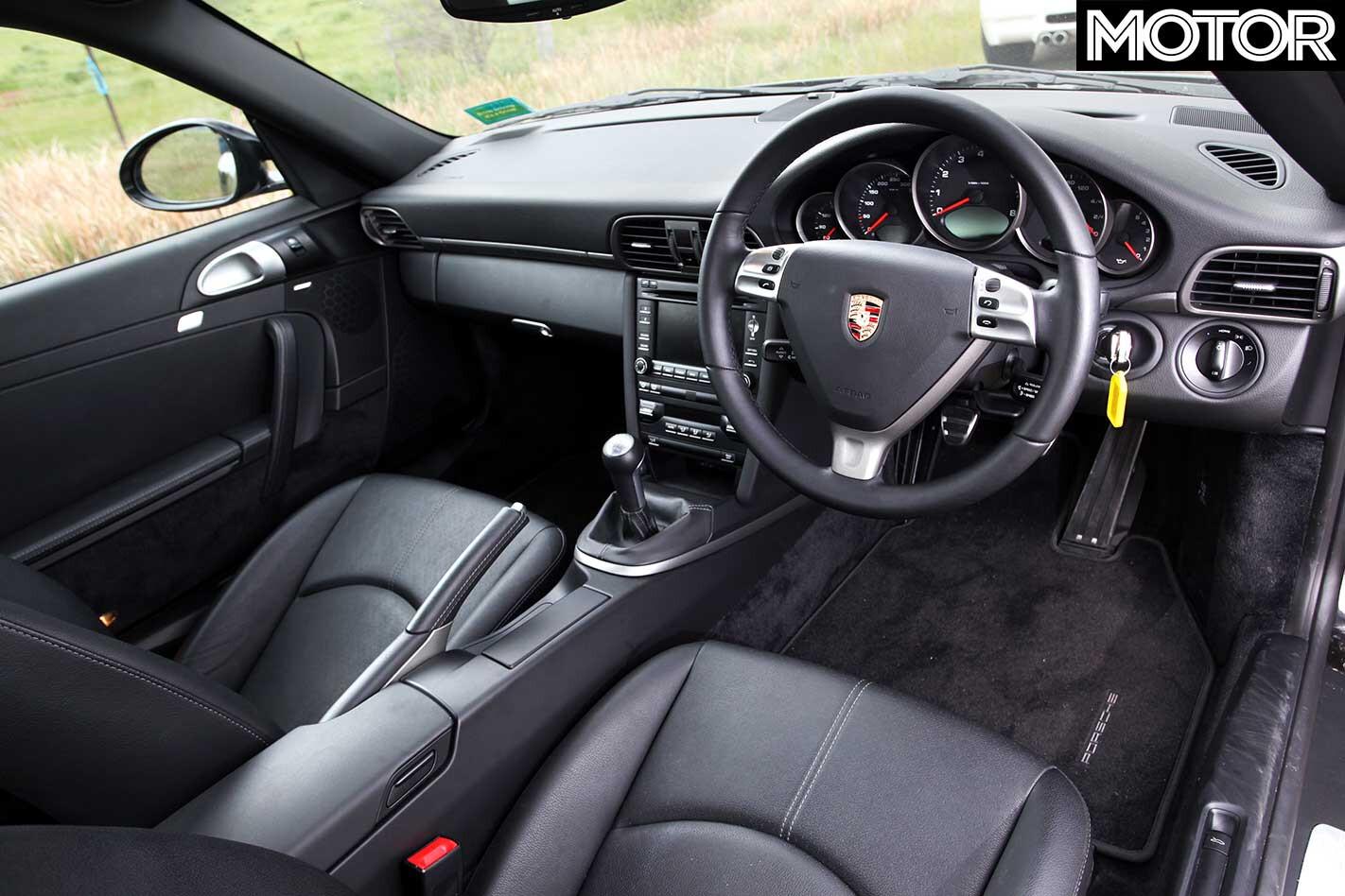 2011 Porsche 911 Carrera 4 S Interior Jpg