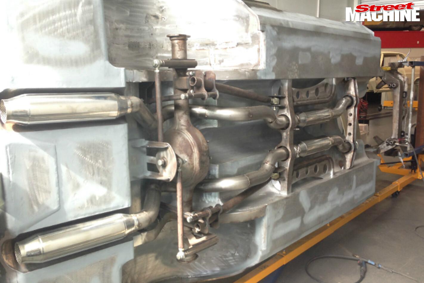 Camaro -underside -2