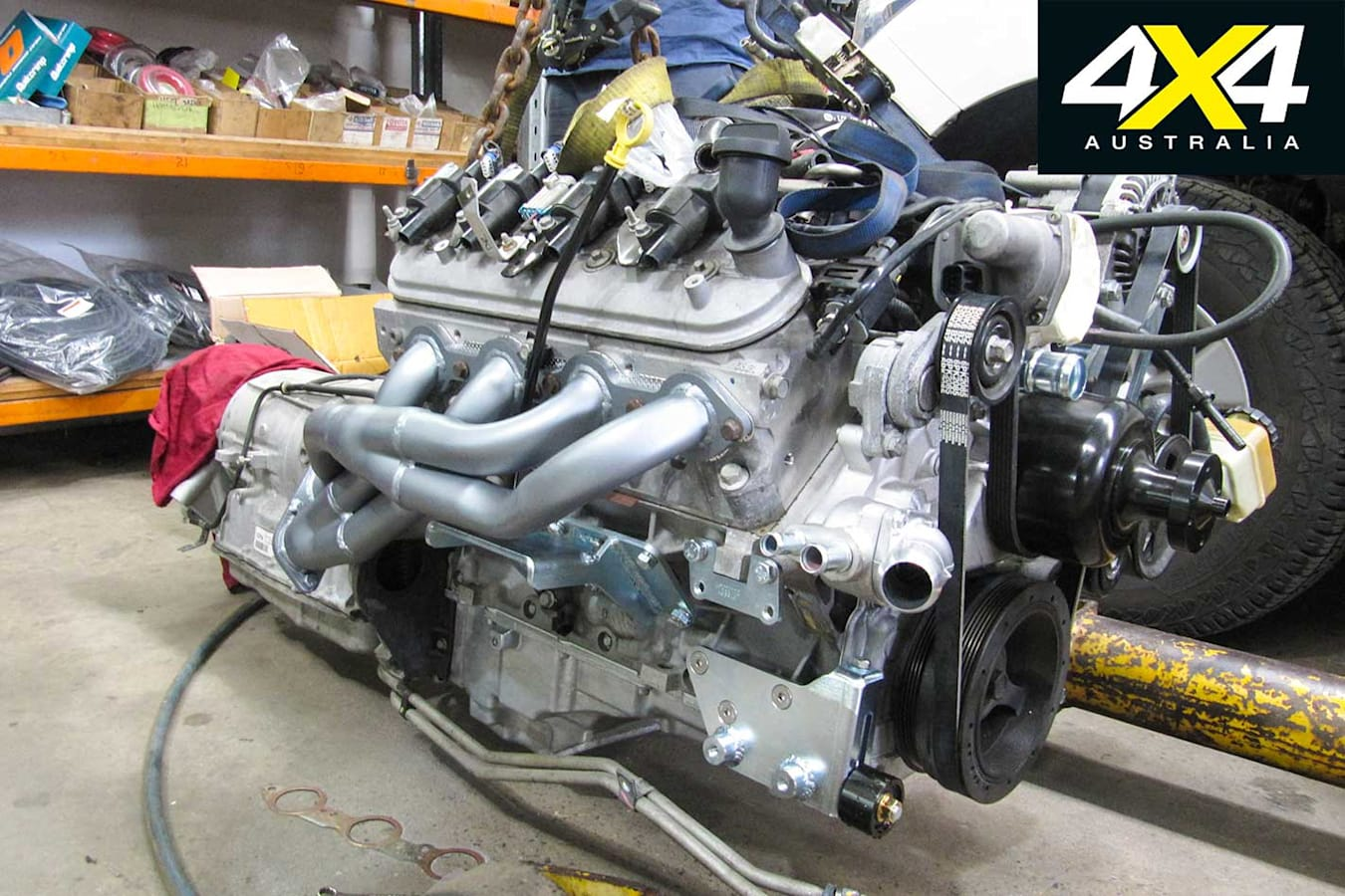 Tonner Files Holden 1 Tonner Part 4 Engine Jpg