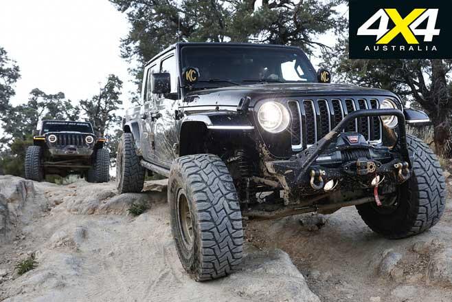 Custom Jeep Wrangler And Gladiator Front Jpg