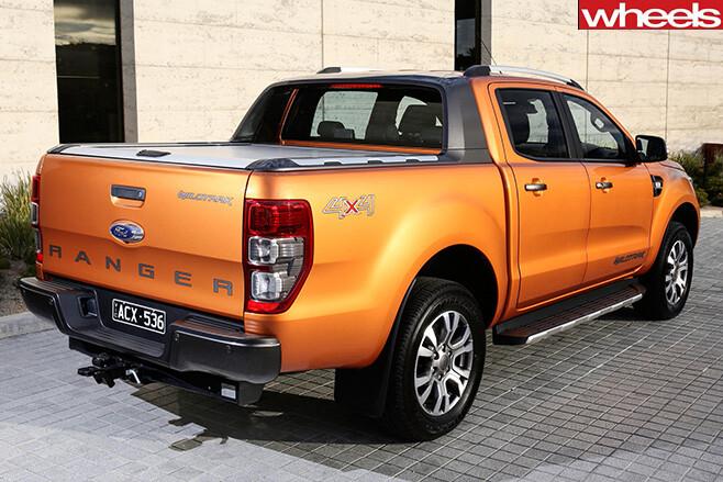 Ford -Ranger -rear
