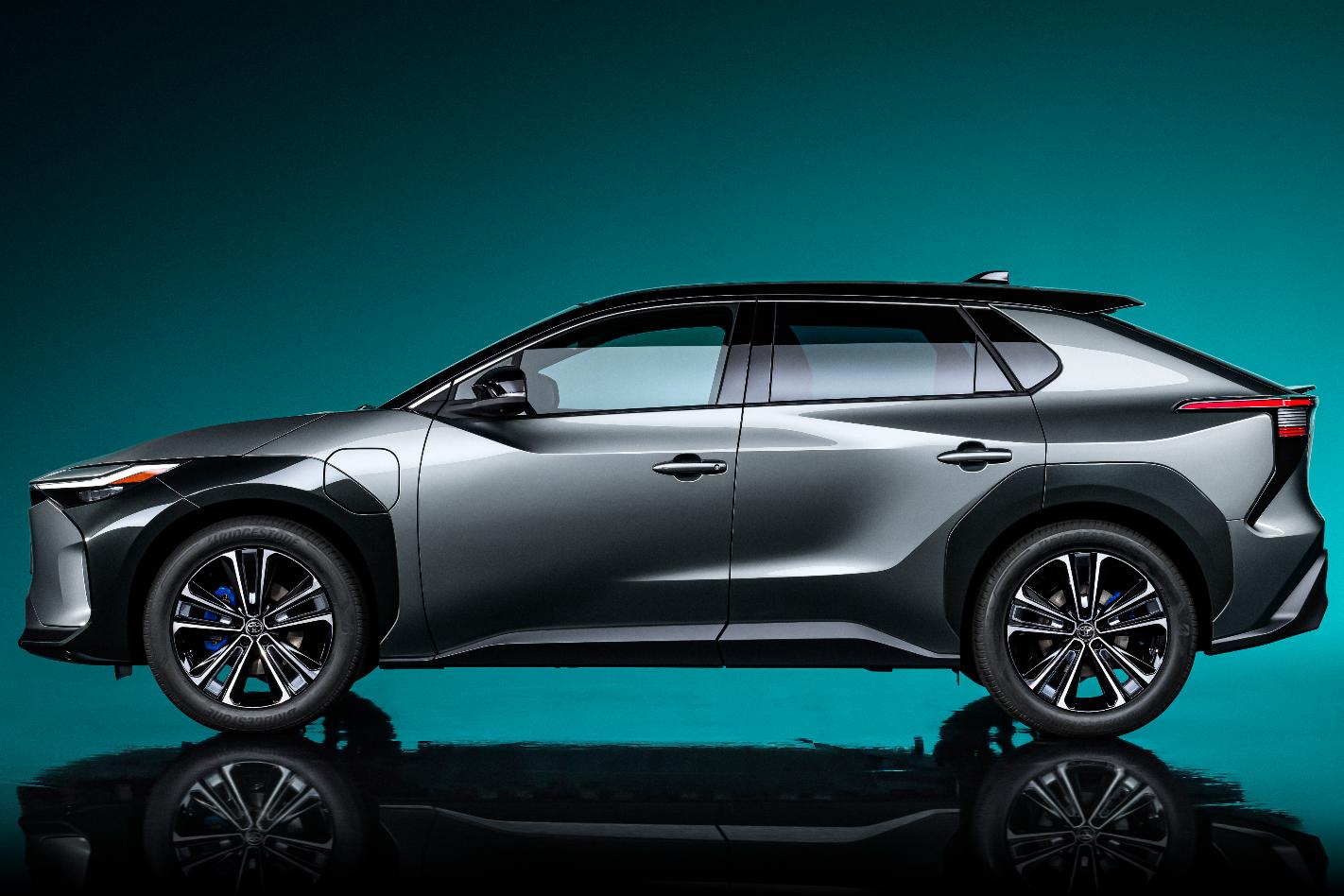 Toyota B Z 4 X Concept 2 Png
