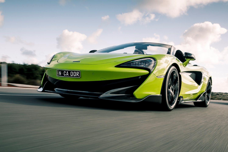 McLaren 600LT Spider 2019 Review