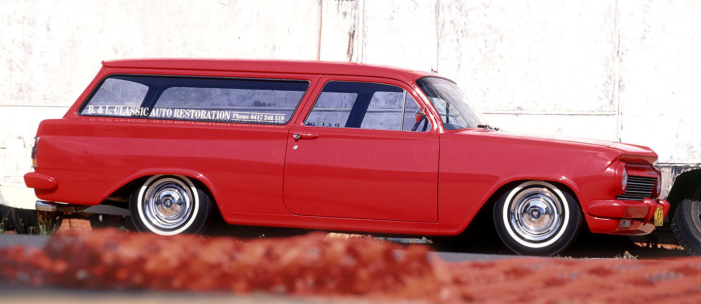 holden eh delivery side nw
