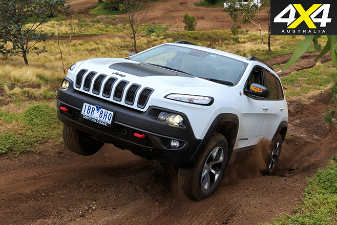 Jeep -Cherokee -Trailhawk