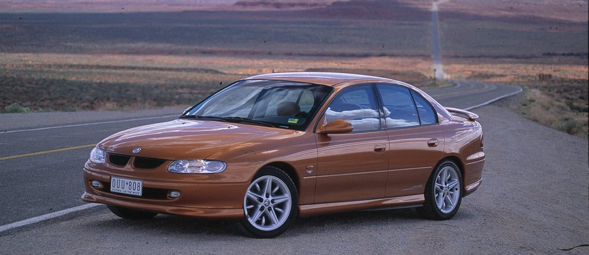 Archive: Driving a left-hand drive Holden VT Commodore SS across America