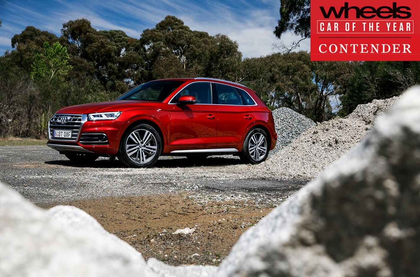 Audi Q5 2018 Car of the Year contender