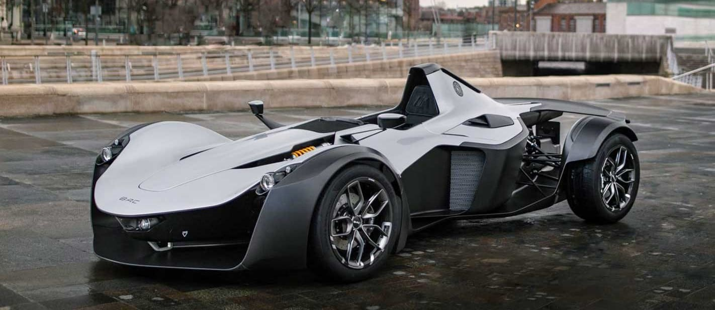 Second-generation BAC Mono launched