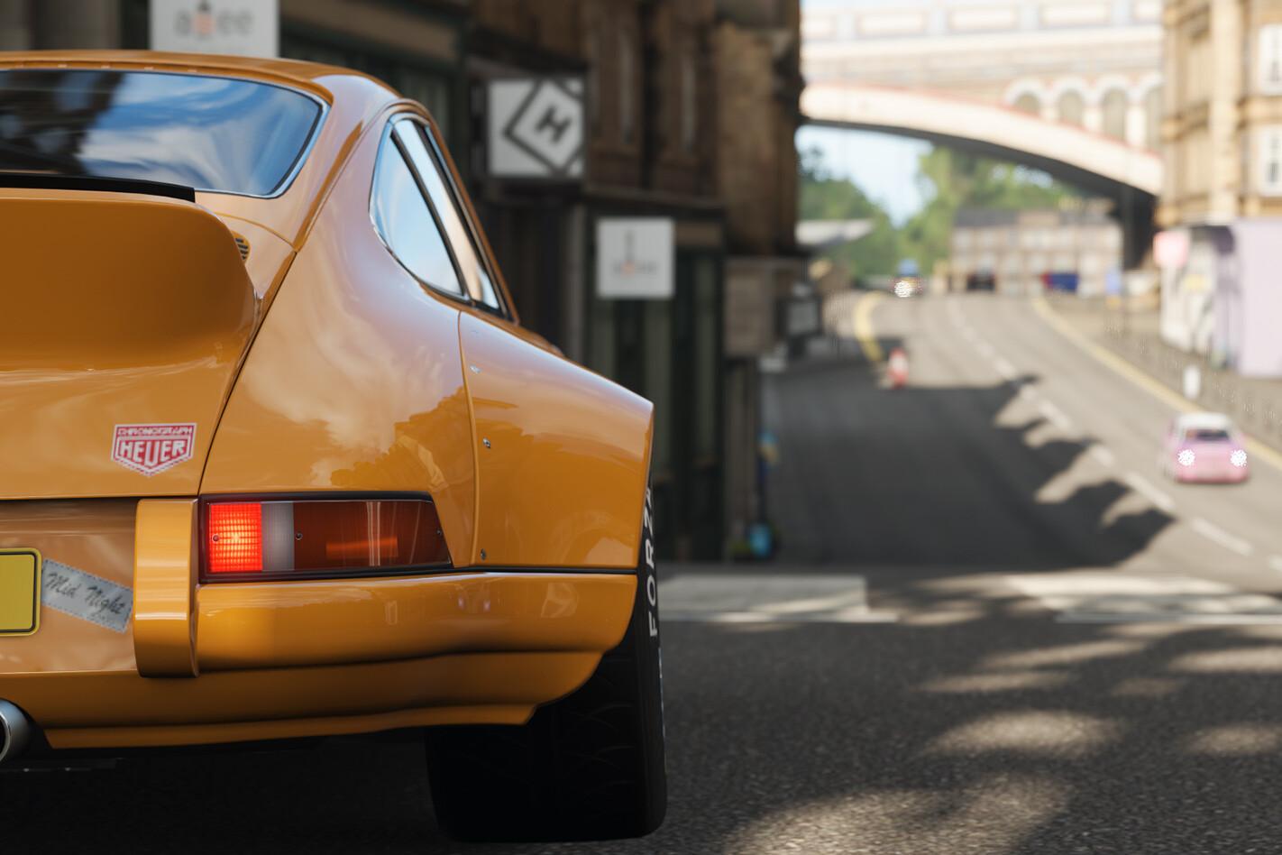 Forza Horizon 4 Porsche 911