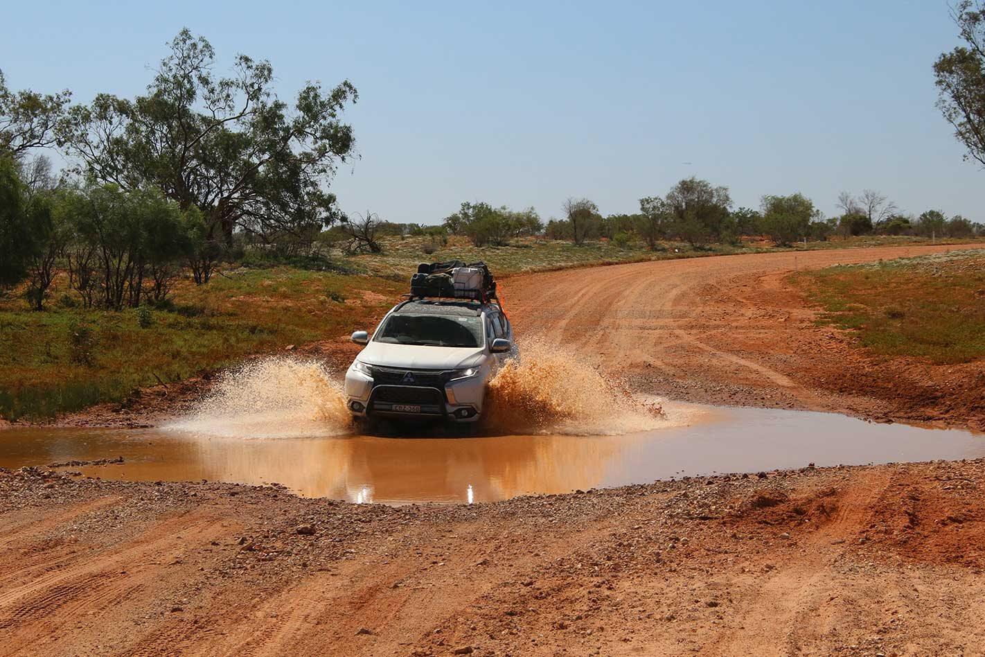 Darling River run